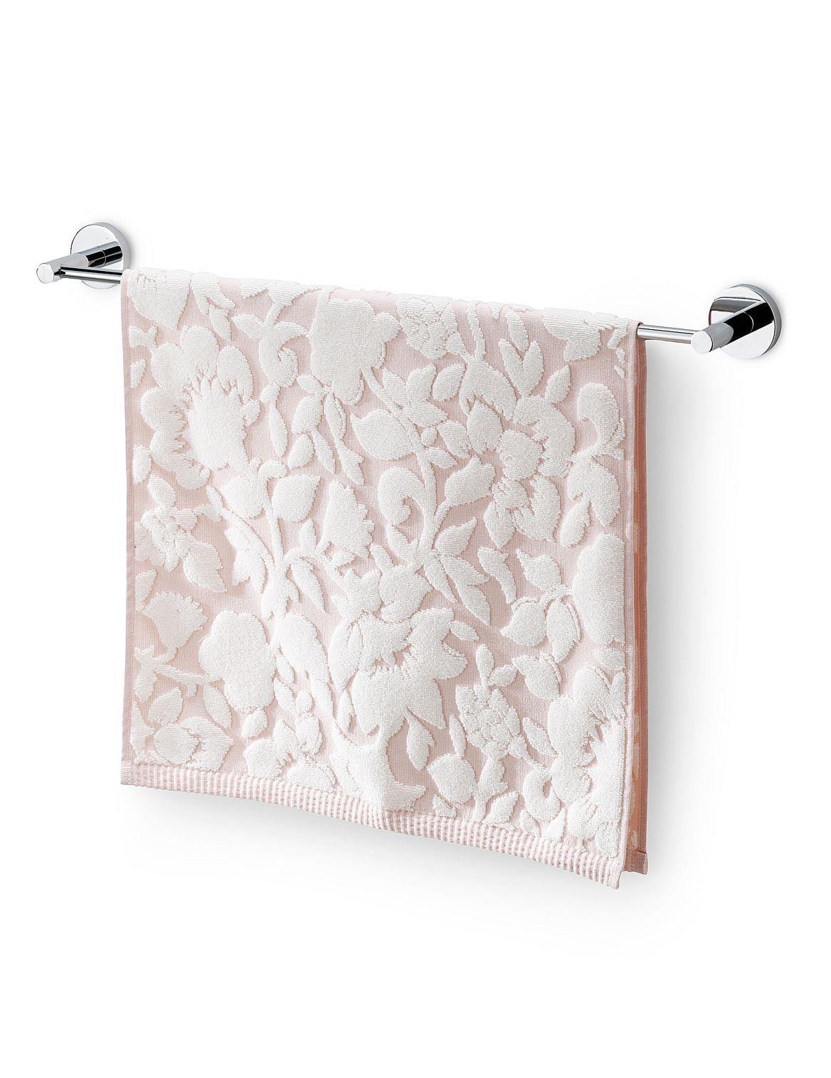Marks and Spencer - Serviette de bain fleurie
