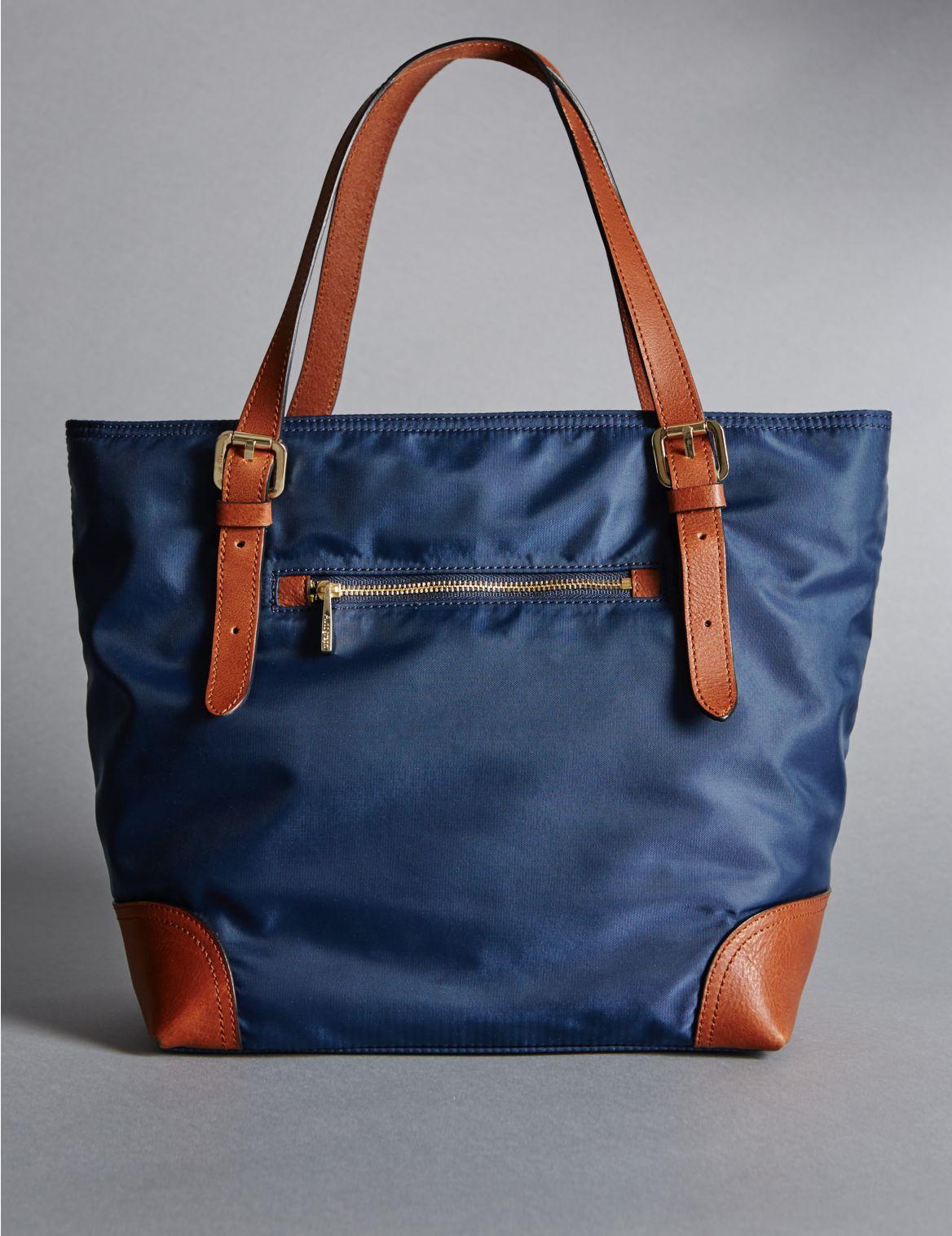 Petit sac fourre-tout à double poignée