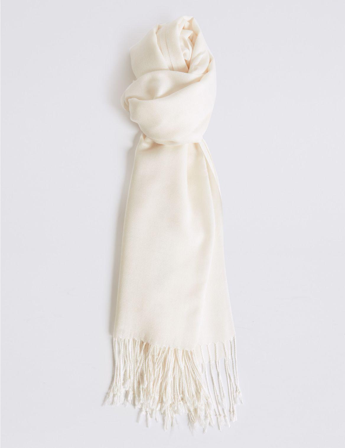 Foulard pashminette en modal