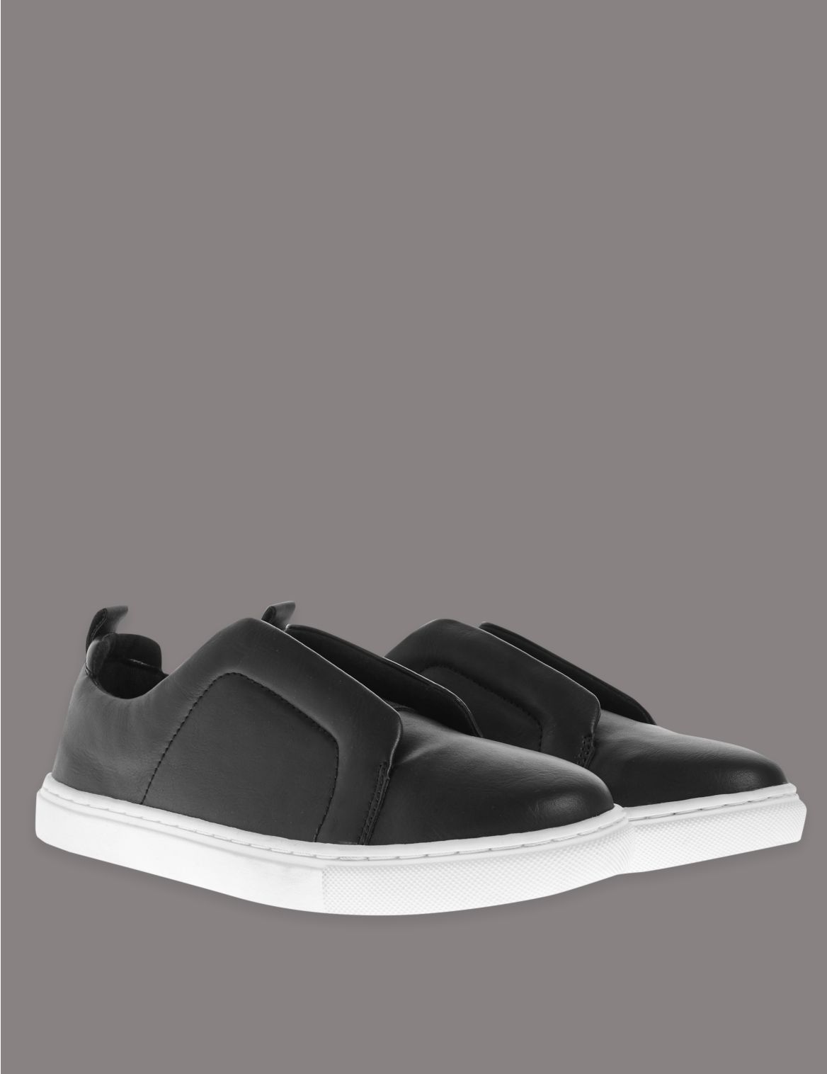 Marks And Spencer Elastische Instapsneakers Met Insolia Flex®