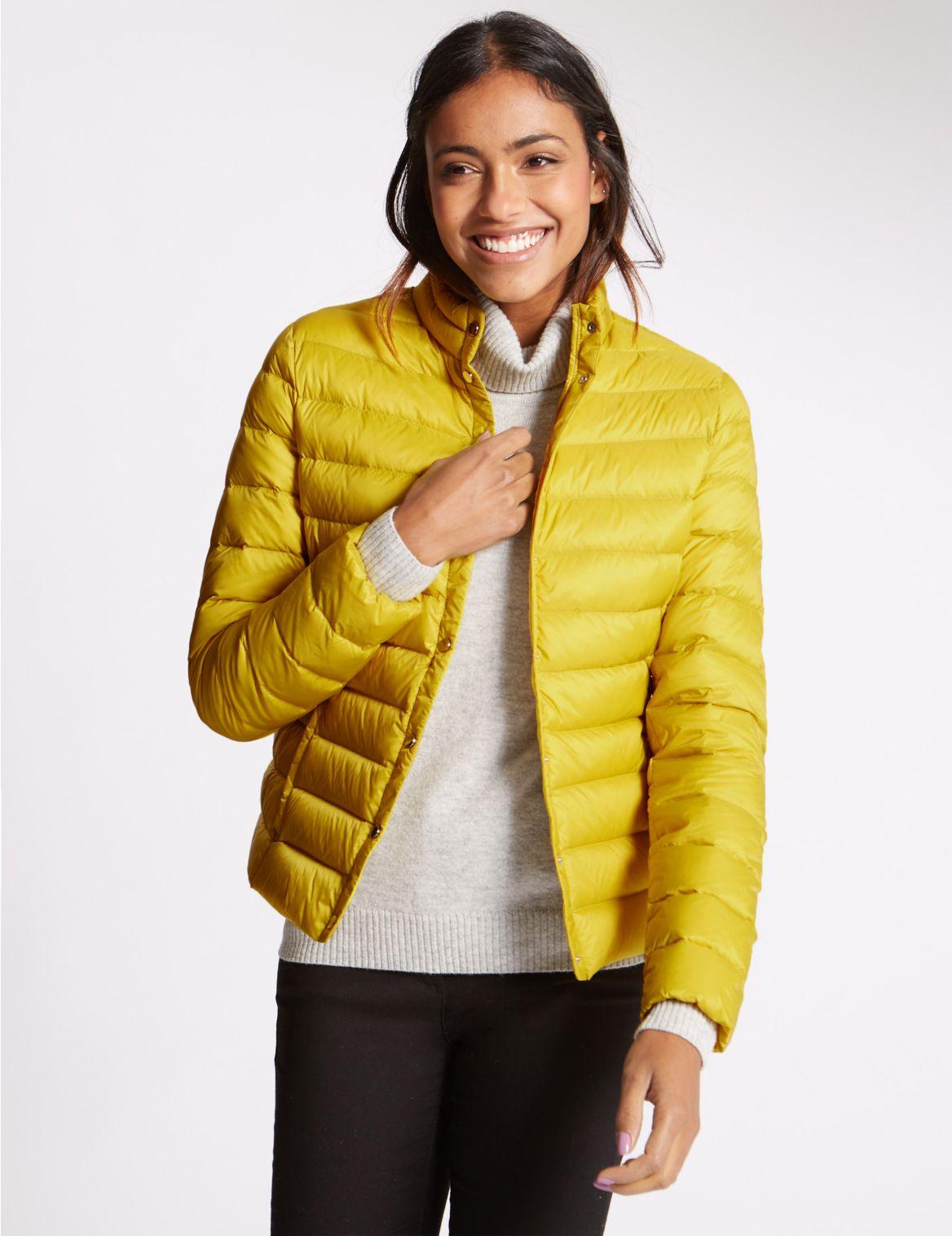 Gevuld en gewatteerd jasje met