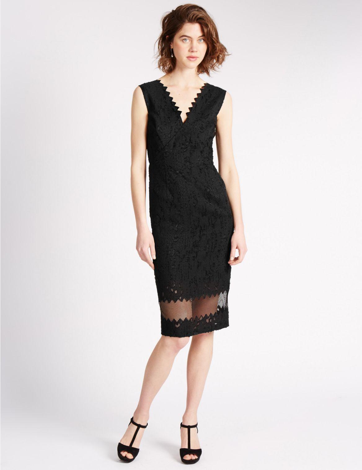 Speziale Katoenrijke rechte jurk