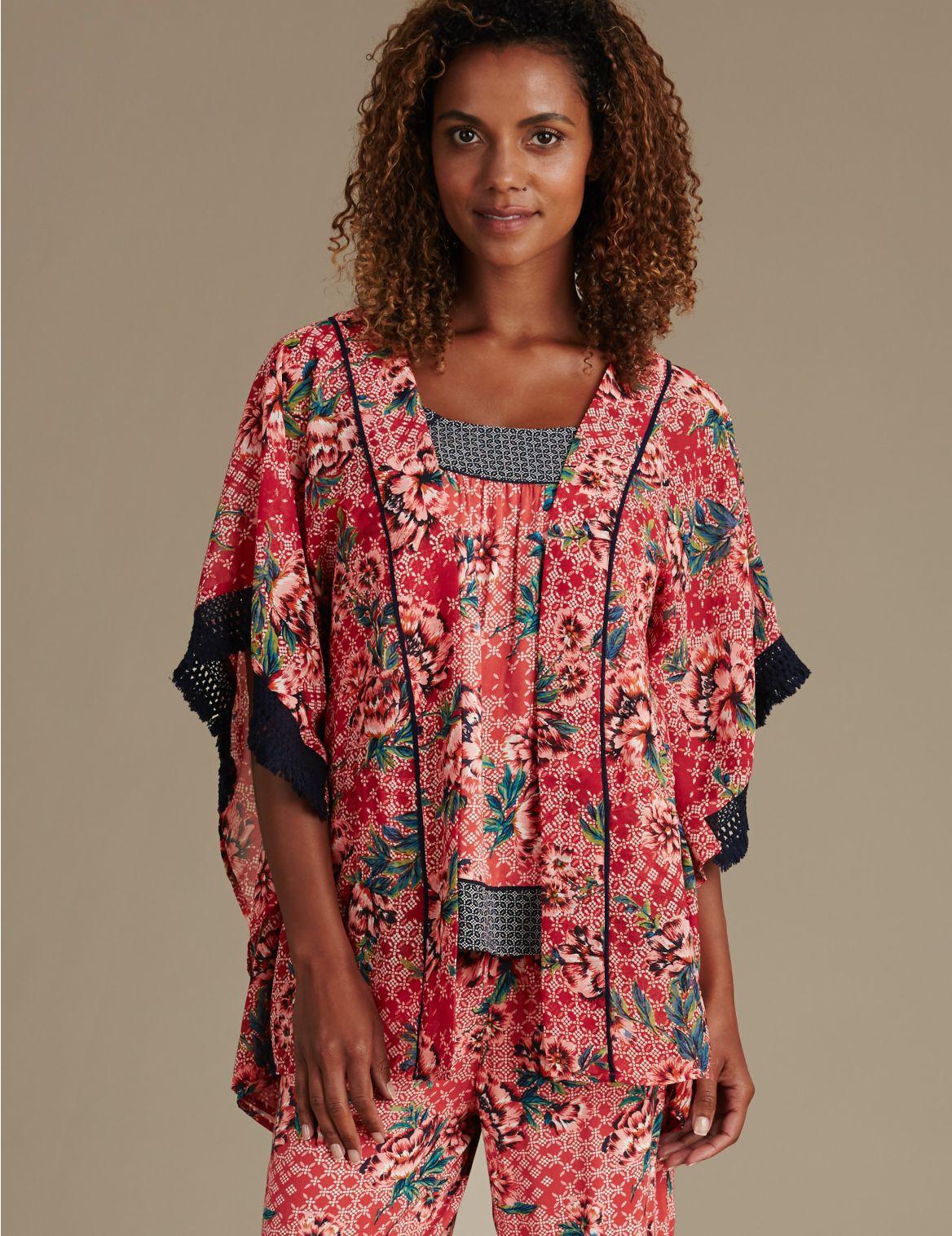 Origins Kimonoomslagjasje met