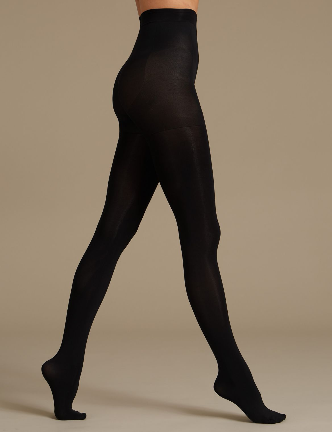 100 Denier Magicwear™ Cellulite Reducing Tights black