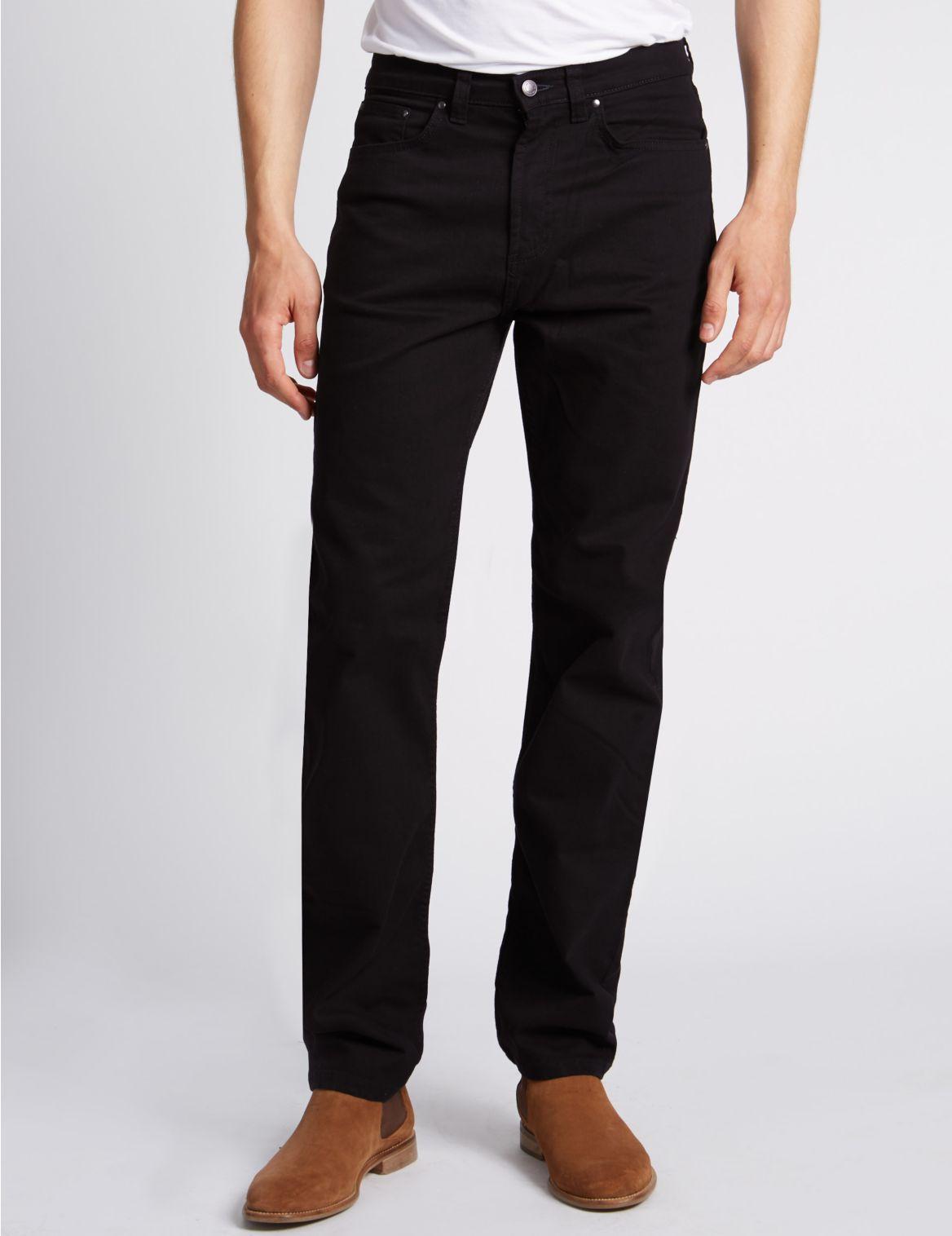Jeans met StayNew™ en normale