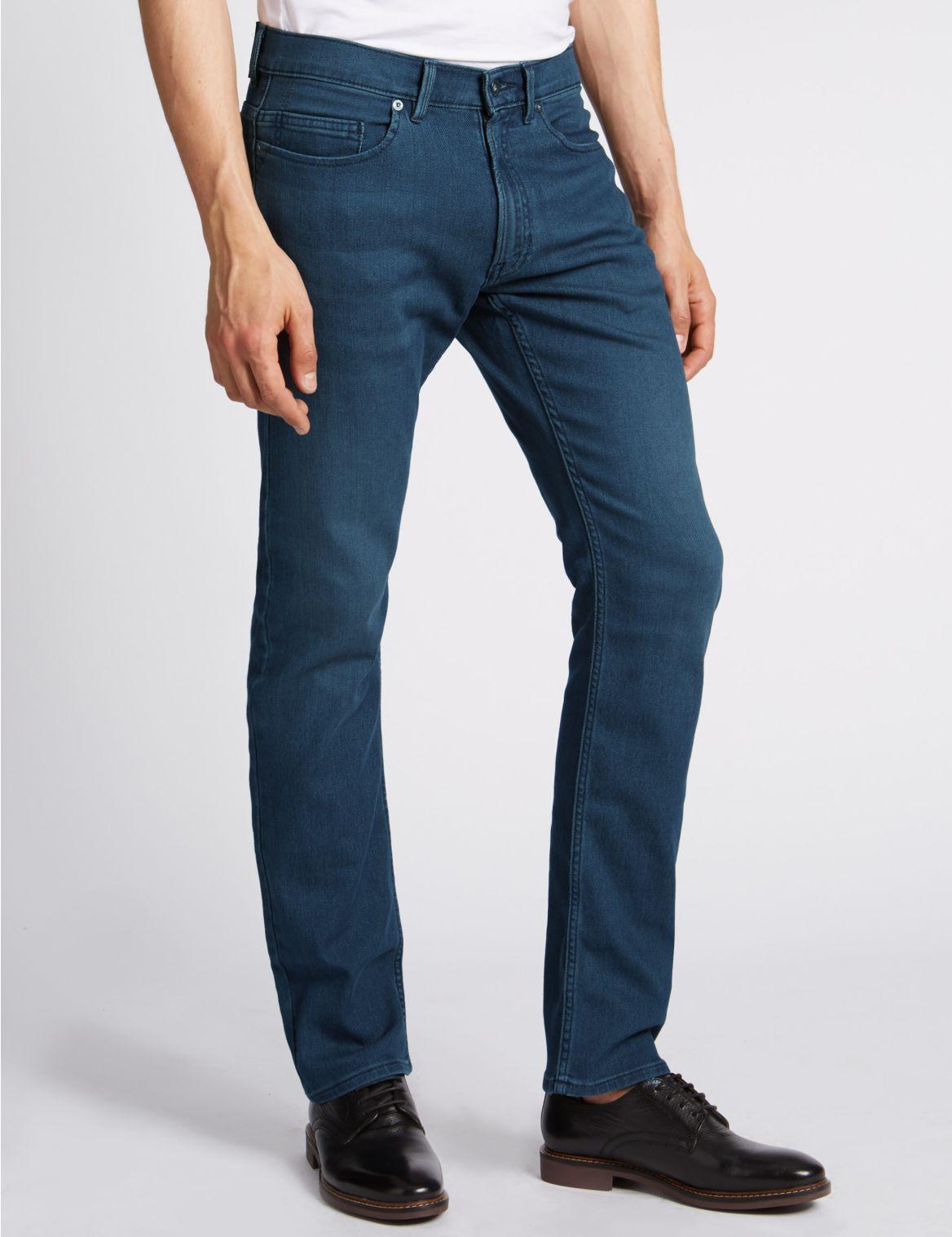 Jeans met slanke pasvorm