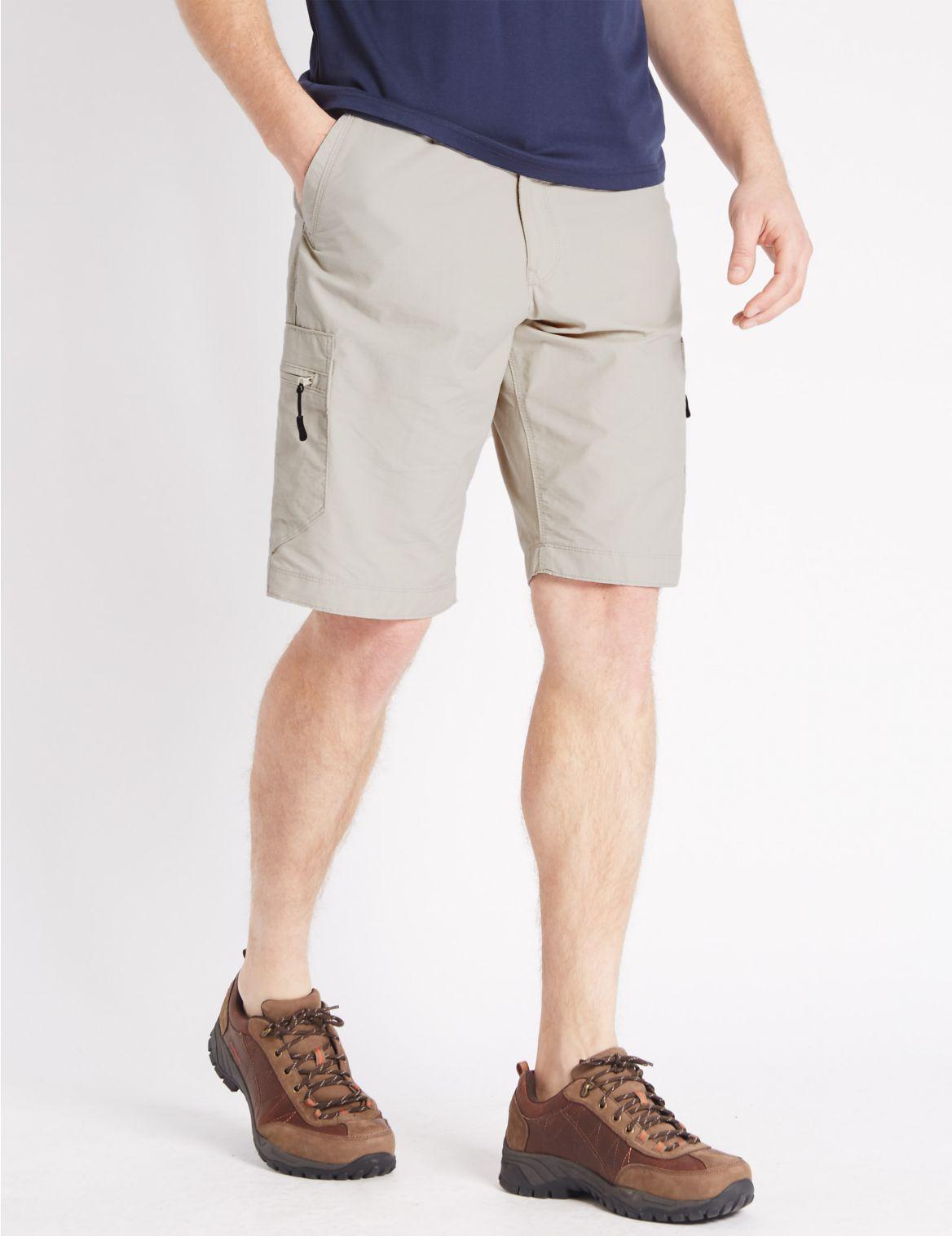 Big & Tall Katoenrijke korte broek