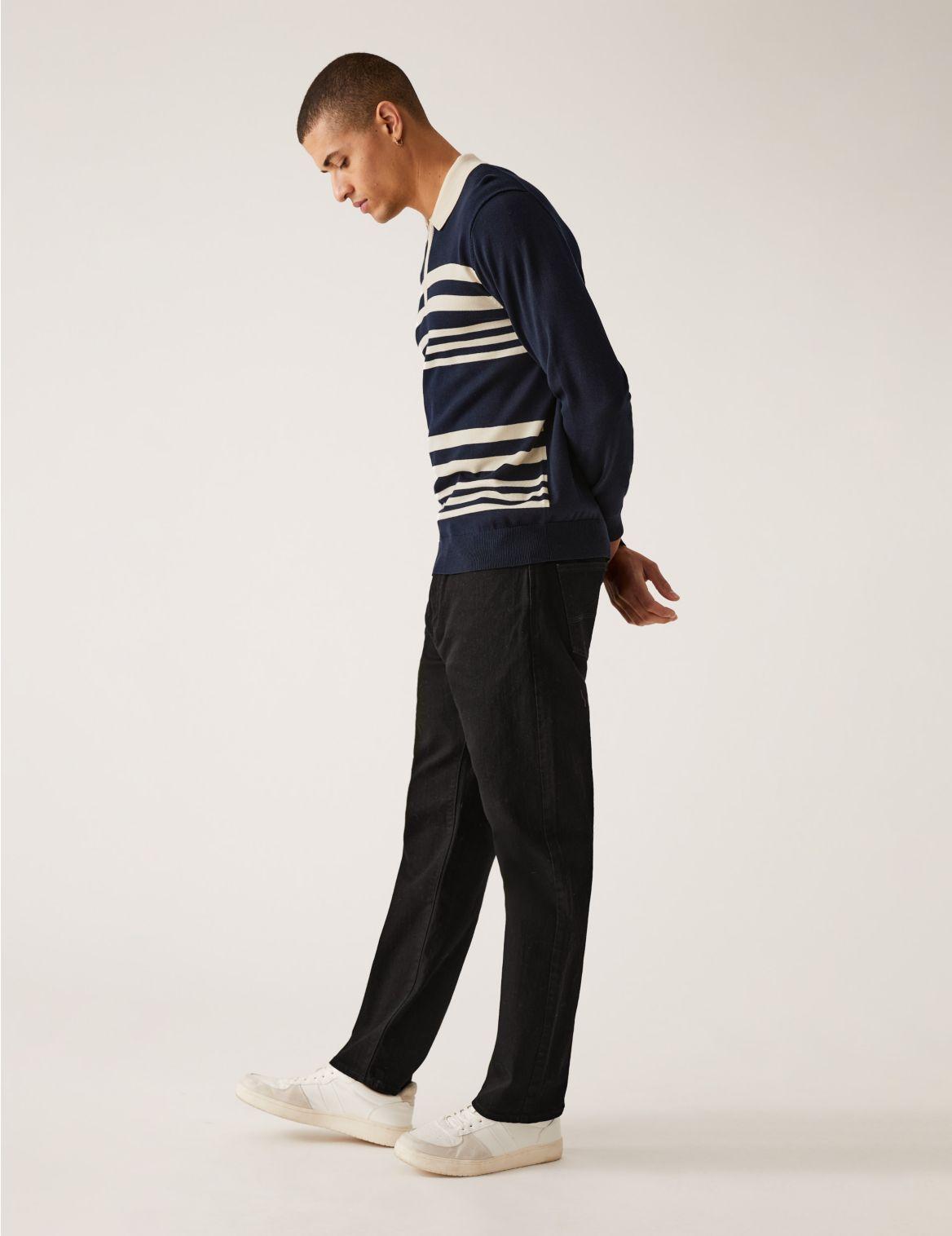 Waterbestendige jeans met normale