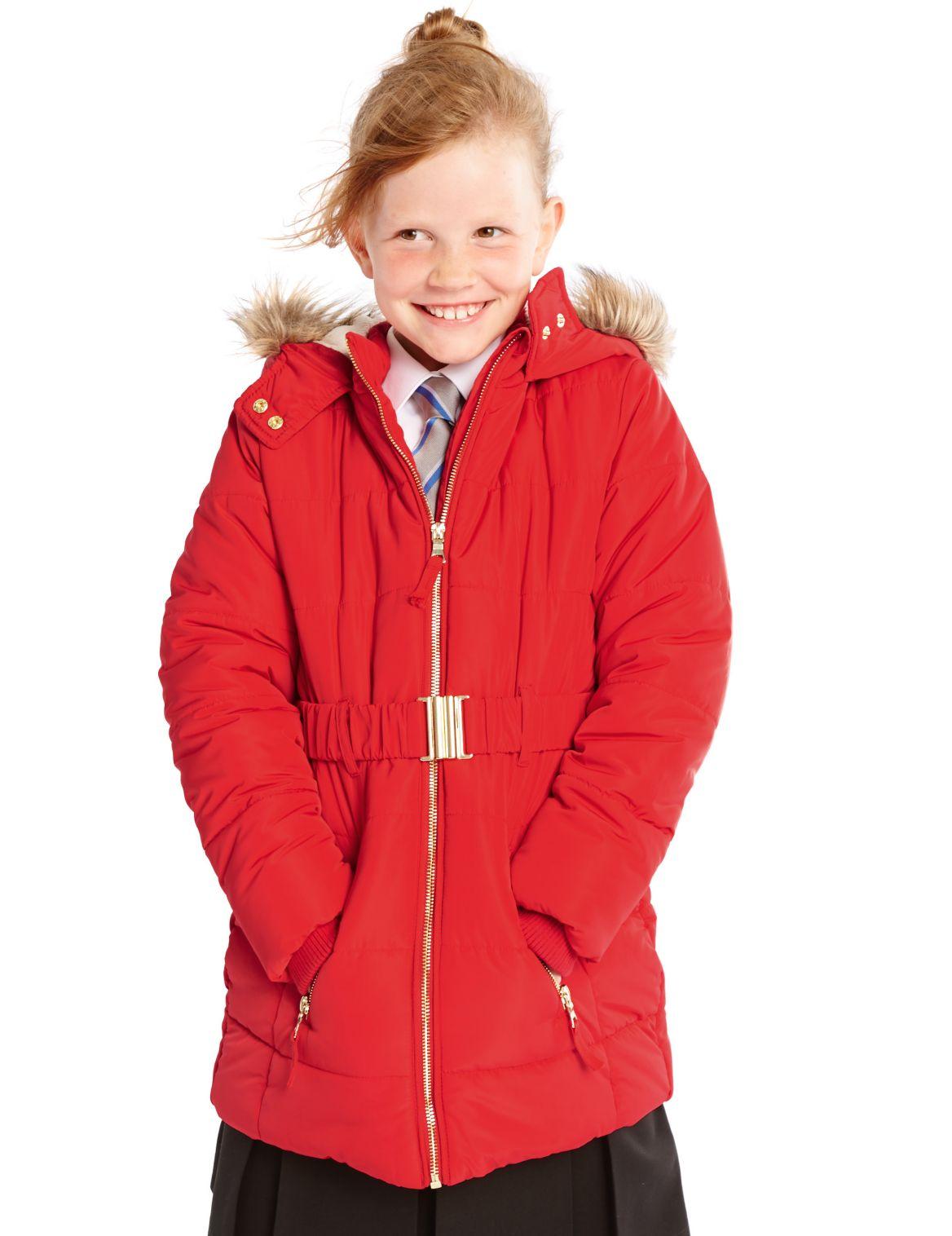 """Gewatteerde jas met Stormwearâ""""¢"""