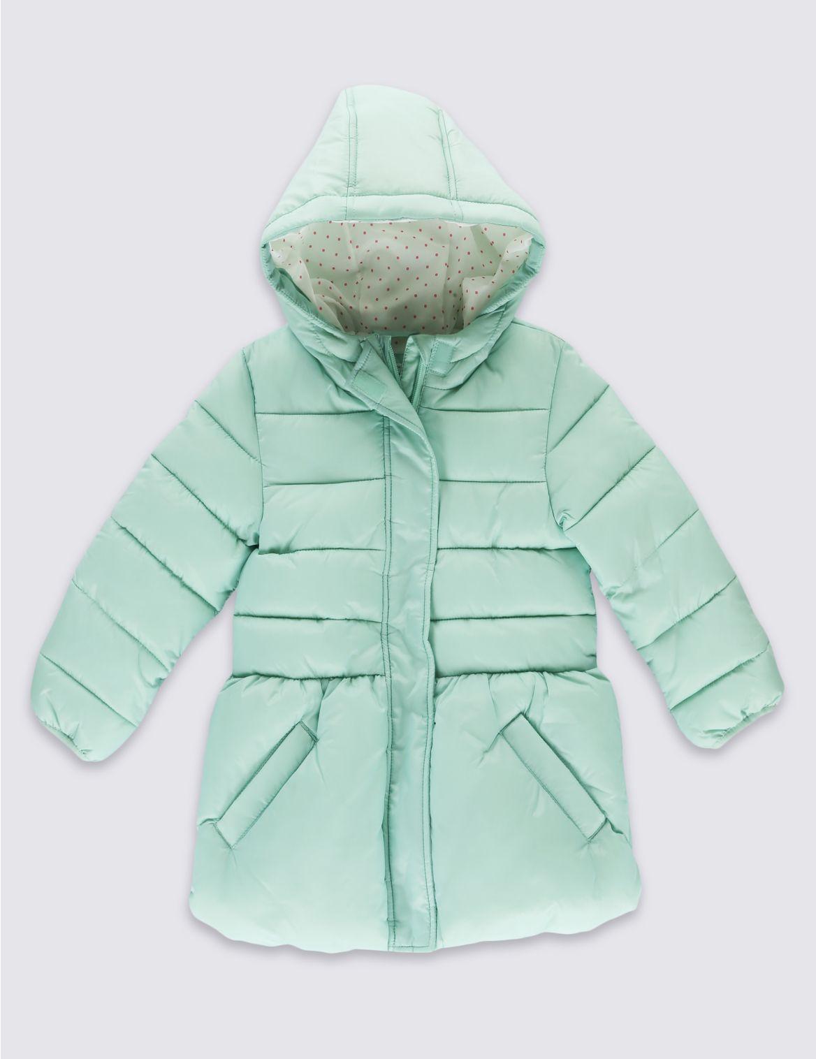 Gewatteerde jas (3 maanden5 jaar)