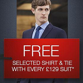 Shop the suit offer