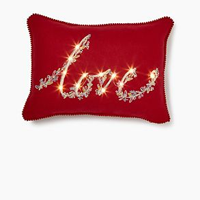 A LED Love Cushion