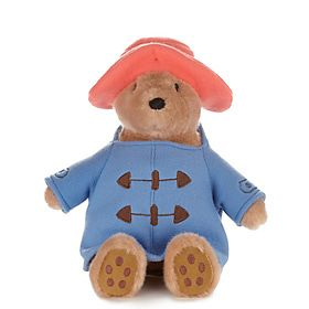 A paddington bear toy