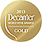 Decanter World Wine Awards Gold 2015
