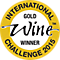International Wine Challenge Gold Winner 2015