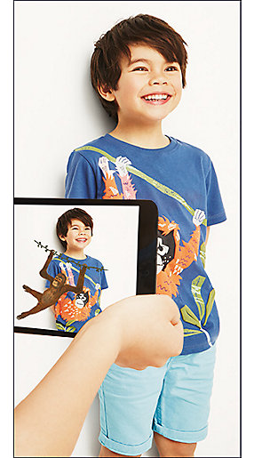 Kids' Augmented T-Shirts