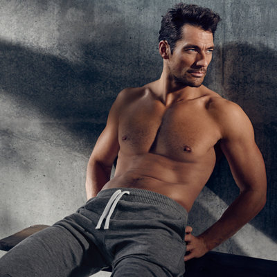 David Gandy's favourite joggers
