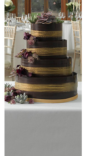 Personallise your wedding cake
