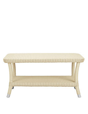Worthing Coffee Table - Ivory, , catlanding