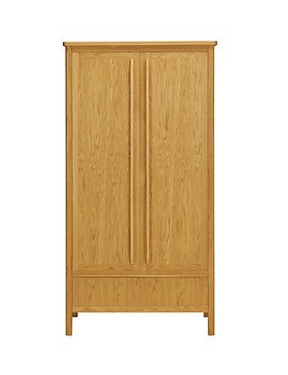 Charlie Double Wardrobe Furniture