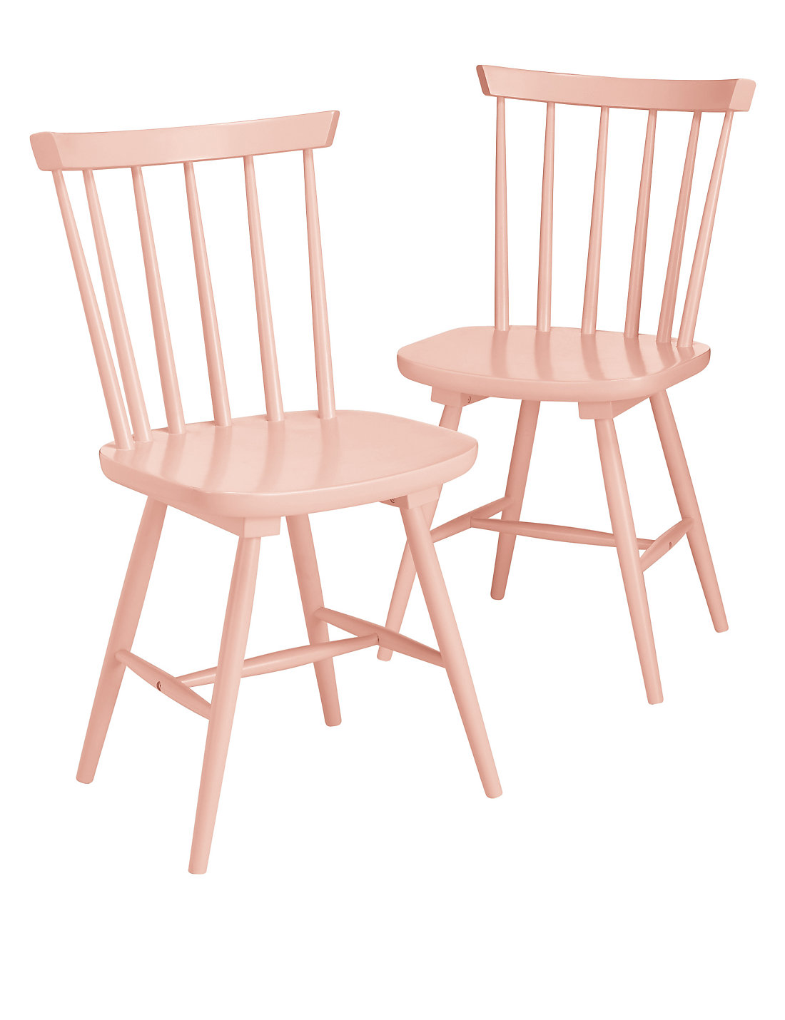 2 Dinton Coral Chairs Part 42