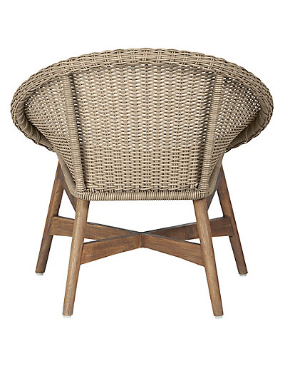 Mouse over to zoom. Capri Chair   Natural   M S