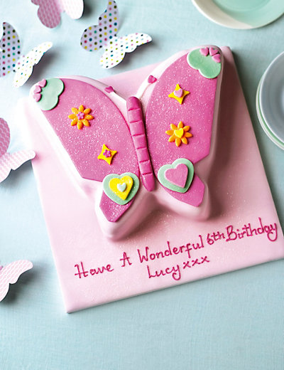Butterfly Cake M Amp S