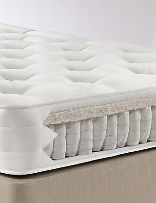 Natural 750 Mattress - Medium Support - 7 Day Delivery* Furnitur