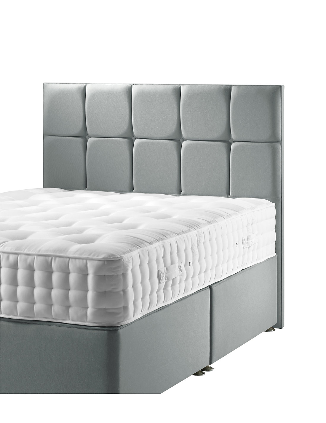 White Wooden Headboard Double Bed Uk Full Size Of Design