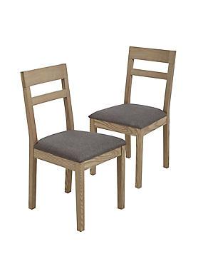 Set of 2 Dalton Dining Chairs, , catlanding