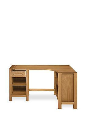 Sonoma Corner Desk, , catlanding
