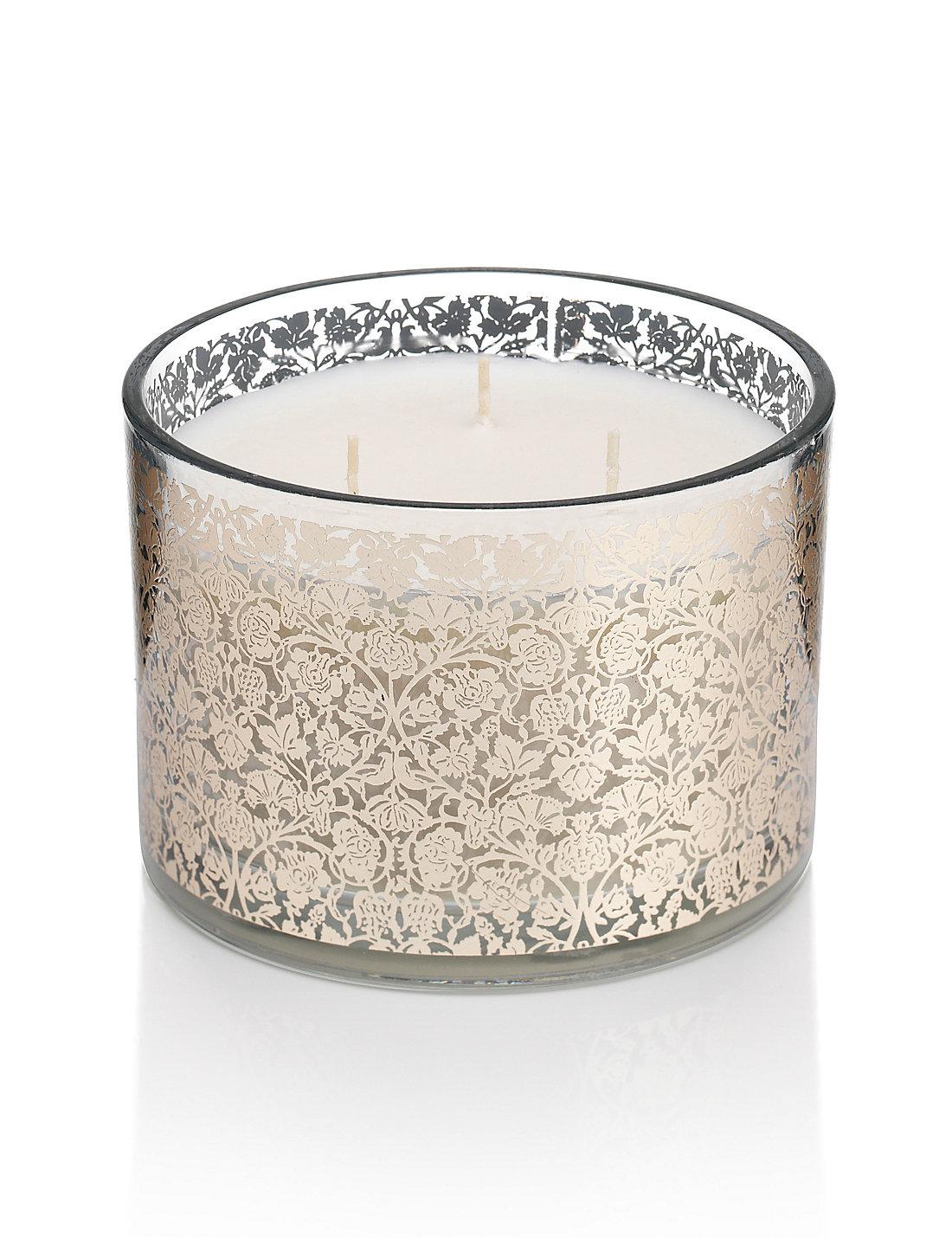 Frankincense & Myrrh Scented Large Filled Candle   M&S