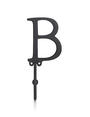 Alphabet B Door Hook, , catlanding