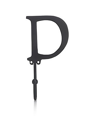 Alphabet D Door Hook, , catlanding