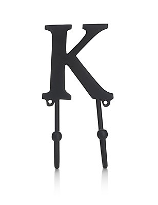 Alphabet K Door Hook, , catlanding