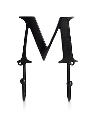 Alphabet M Door Hook, , catlanding