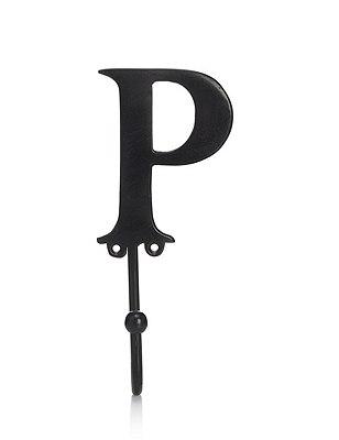 Alphabet P Door Hook, , catlanding