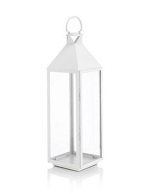 Extra Large Lantern, WHITE, catlanding