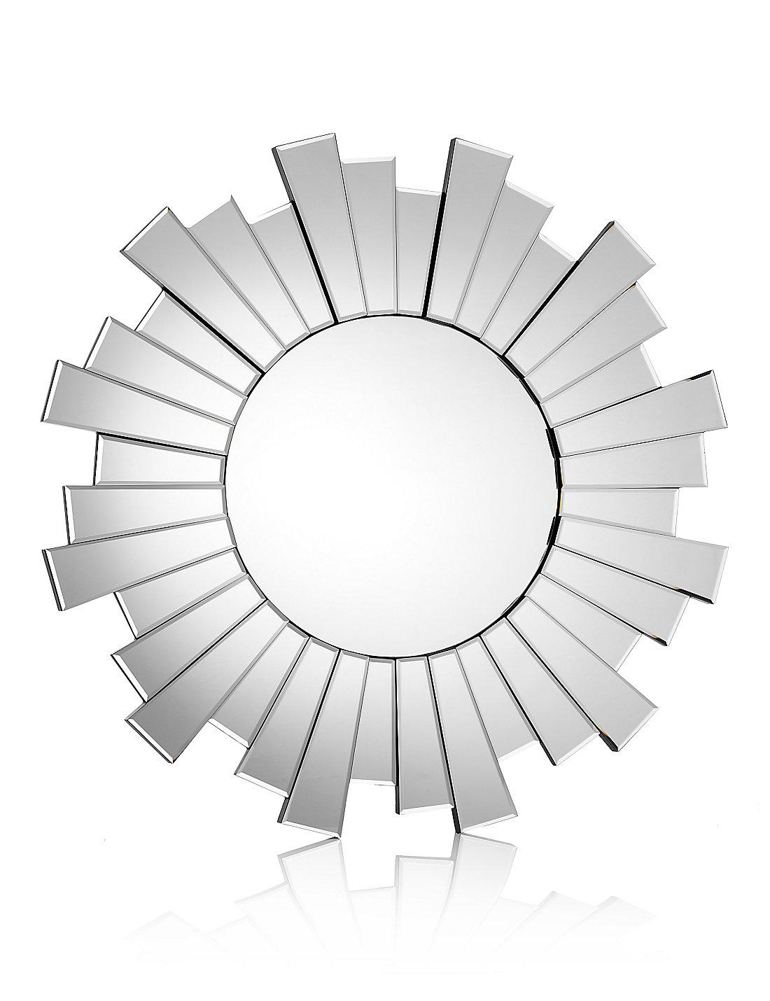 Circle Sunburst Mirror