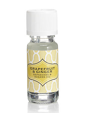 Signature Grapefruit & Ginger Refresher & Burner Oil