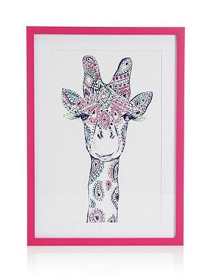 Giraffe Wall Art, , catlanding