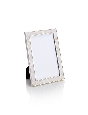 Eva Photo Frame 10 x 15cm (4 x 6inch), CREAM MIX, catlanding