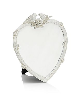 Heart Bird Photo Frame 14 x 14cm (5.5 x 5.5inch), , catlanding