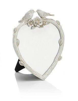 Heart Bird Photo Frame 11 x 11cm (4 x 4''), , catlanding