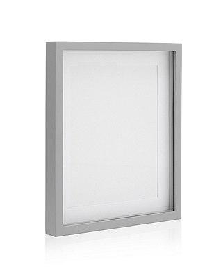 Essential Photo Frame 20 x 25cm (8 x 10''), GREY, catlanding