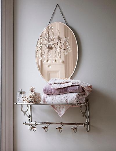 Conran Oval Copper Tinted Mirror
