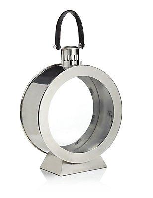 Large Porthole Lantern, , catlanding