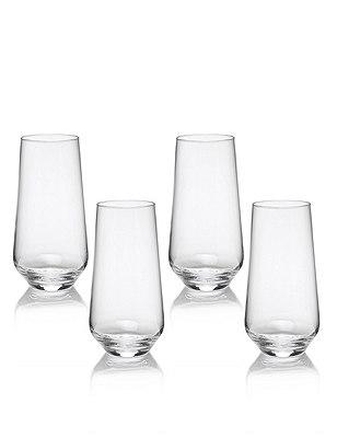4 Maxim Hi Ball Glasses, , catlanding