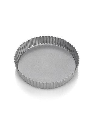 20cm Non-Stick Loose Base Flan Tin, , catlanding