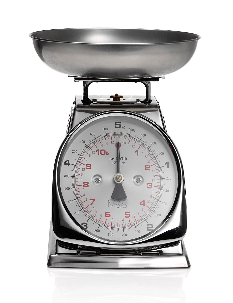 M&S mechanical scales